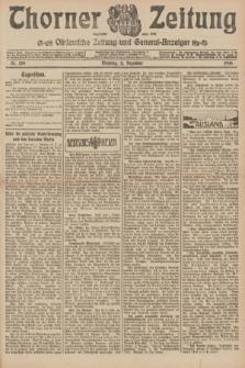 Thorner Zeitung : Ostdeutsche Zeitung und General-Anzeiger. 1906, Nr. 289 (11 Dezember) + dod.