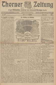 Thorner Zeitung : Ostdeutsche Zeitung und General-Anzeiger. 1906, Nr. 298 (21 Dezember) - Zweites Blatt