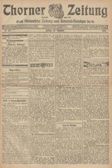 Thorner Zeitung : Ostdeutsche Zeitung und General-Anzeiger. 1906, Nr. 302 (28 Dezember) + dod.