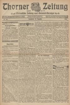 Thorner Zeitung : Ostdeutsche Zeitung und General-Anzeiger. 1906, Nr. 303 (29 Dezember) + dod.