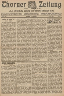 Thorner Zeitung : Ostdeutsche Zeitung und General-Anzeiger. 1906, Nr. 288 (9 Dezember) - Drittes Blatt