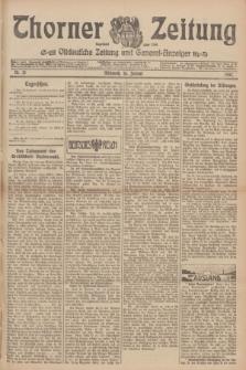 Thorner Zeitung : Ostdeutsche Zeitung und General-Anzeiger. 1907, Nr. 13 (16 Januar) + dod.