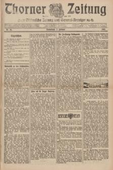 Thorner Zeitung : Ostdeutsche Zeitung und General-Anzeiger. 1907, Nr. 28 (2 Februar) + dodatek