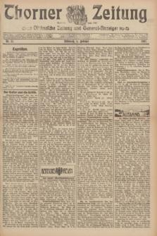 Thorner Zeitung : Ostdeutsche Zeitung und General-Anzeiger. 1907, Nr. 31 (6 Februar) + dodatek