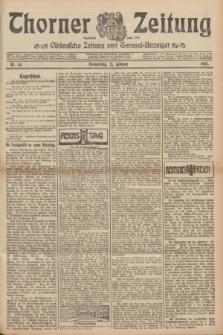 Thorner Zeitung : Ostdeutsche Zeitung und General-Anzeiger. 1907, Nr. 44 (21 Februar) + dodatek