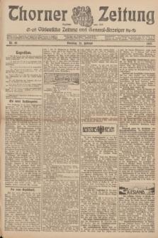 Thorner Zeitung : Ostdeutsche Zeitung und General-Anzeiger. 1907, Nr. 48 (26 Februar) + dodatek