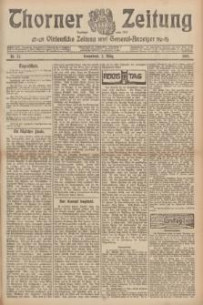 Thorner Zeitung : Ostdeutsche Zeitung und General-Anzeiger. 1907, Nr. 52 (2 März) + dod.