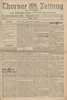 Thorner Zeitung : Ostdeutsche Zeitung und General-Anzeiger. 1907, Nr. 54 (5 März) + dod.