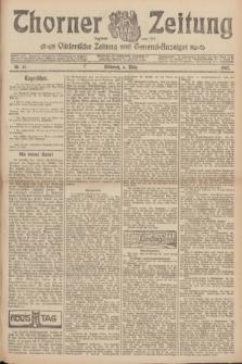 Thorner Zeitung : Ostdeutsche Zeitung und General-Anzeiger. 1907, Nr. 55 (6 Marz) + dodatek