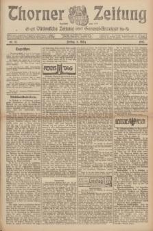 Thorner Zeitung : Ostdeutsche Zeitung und General-Anzeiger. 1907, Nr. 57 (8 März) + dod.