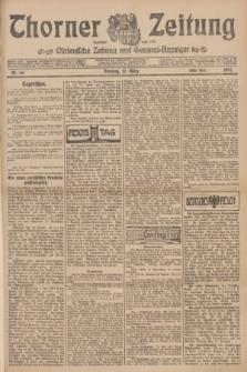 Thorner Zeitung : Ostdeutsche Zeitung und General-Anzeiger. 1907, Nr. 60 (12 Marz) + dodatek