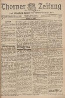 Thorner Zeitung : Ostdeutsche Zeitung und General-Anzeiger. 1907, Nr. 61 (13 März) + dod.