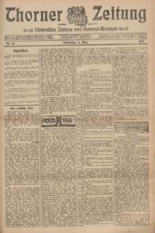 Thorner Zeitung : Ostdeutsche Zeitung und General-Anzeiger. 1907, Nr. 68 (21 März) + dod.
