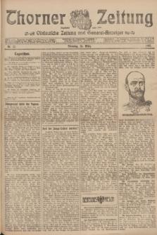 Thorner Zeitung : Ostdeutsche Zeitung und General-Anzeiger. 1907, Nr. 72 (26 Marz) + dodatek
