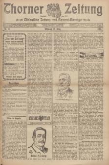 Thorner Zeitung : Ostdeutsche Zeitung und General-Anzeiger. 1907, Nr. 73 (27 Marz) + dodatek