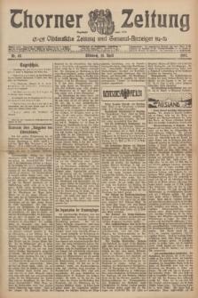 Thorner Zeitung : Ostdeutsche Zeitung und General-Anzeiger. 1907, Nr. 83 (10 April) + dodatek
