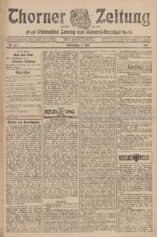Thorner Zeitung : Ostdeutsche Zeitung und General-Anzeiger. 1907, Nr. 102 (2 Mai) + dod.