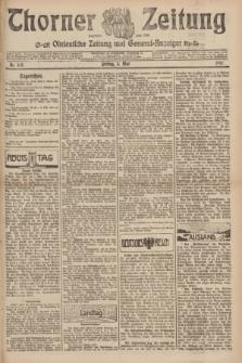 Thorner Zeitung : Ostdeutsche Zeitung und General-Anzeiger. 1907, Nr. 103 (3 Mai) + dod.