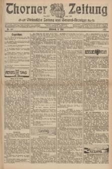 Thorner Zeitung : Ostdeutsche Zeitung und General-Anzeiger. 1907, Nr. 107 (8 Mai) + dod.