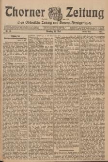 Thorner Zeitung : Ostdeutsche Zeitung und General-Anzeiger. 1907, Nr. 111 (14 Mai) - Zweites Blatt