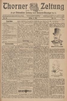Thorner Zeitung : Ostdeutsche Zeitung und General-Anzeiger. 1907, Nr. 114 (17 Mai) - Erstes Blatt + dod.
