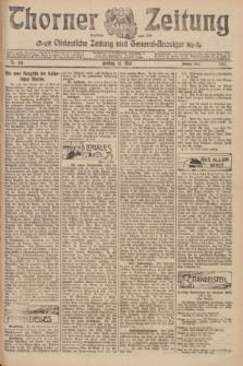 Thorner Zeitung : Ostdeutsche Zeitung und General-Anzeiger. 1907, Nr. 114 (17 Mai) - Zweites Blatt