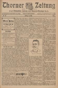 Thorner Zeitung : Ostdeutsche Zeitung und General-Anzeiger. 1907, Nr. 119 (24 Mai) + dod.