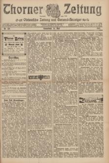 Thorner Zeitung : Ostdeutsche Zeitung und General-Anzeiger. 1907, Nr. 120 (25 Mai) + dod.