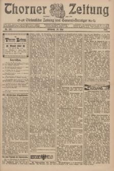 Thorner Zeitung : Ostdeutsche Zeitung und General-Anzeiger. 1907, Nr. 123 (29 Mai) + dod.
