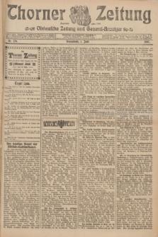 Thorner Zeitung : Ostdeutsche Zeitung und General-Anzeiger. 1907, Nr. 126 (1 Juni) + dod.