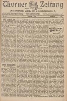 Thorner Zeitung : Ostdeutsche Zeitung und General-Anzeiger. 1907, Nr. 127 (2 Juni) - Zweites Blatt