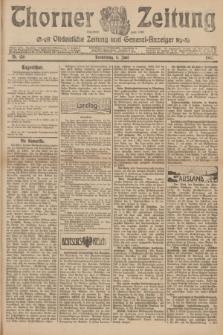 Thorner Zeitung : Ostdeutsche Zeitung und General-Anzeiger. 1907, Nr. 130 (6 Juni) + dod.
