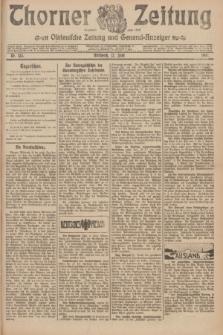 Thorner Zeitung : Ostdeutsche Zeitung und General-Anzeiger. 1907, Nr. 135 (12 Juni) + dod.