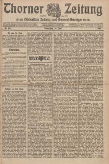 Thorner Zeitung : Ostdeutsche Zeitung und General-Anzeiger. 1907, Nr. 142 (20 Juni) + dod.