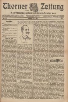 Thorner Zeitung : Ostdeutsche Zeitung und General-Anzeiger. 1907, Nr. 147 (26 Juni) + dod.