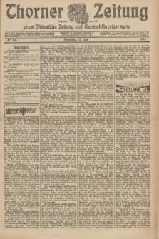 Thorner Zeitung : Ostdeutsche Zeitung und General-Anzeiger. 1907, Nr. 148 (27 Juni) + dod.