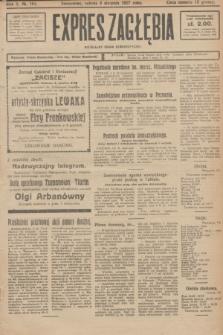Expres Zagłębia : niezależny organ demokratyczny. R.2, № 181 (6 sierpnia 1927)