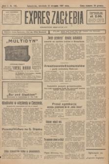 Expres Zagłębia : demokratyczny organ niezależny. R.2, No 193 (21 sierpnia 1927) + dod.