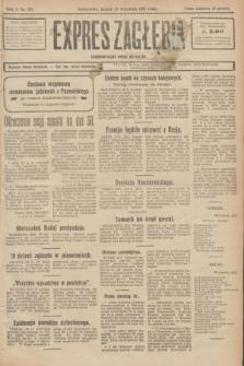 Expres Zagłębia : demokratyczny organ niezależny. R.2, nr 221 (23 września 1927)