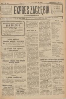 Expres Zagłębia : demokratyczny organ niezależny. R.2, nr 228 (1 października 1927)