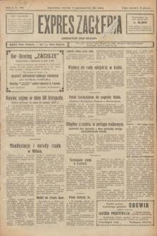 Expres Zagłębia : demokratyczny organ niezależny. R.2, nr 236 (11 października 1927)