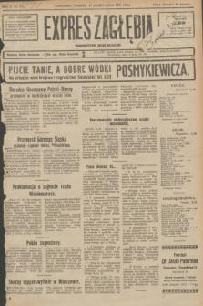 Expres Zagłębia : demokratyczny organ niezależny. R.2, nr 241 (16 października 1927)