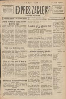 Expres Zagłębia : demokratyczny organ niezależny. R.2, № 249 (26 października 1927)