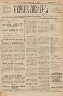 Expres Zagłębia : demokratyczny organ niezależny. R.2, № 252 (29 października 1927)