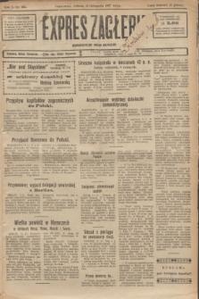 Expres Zagłębia : demokratyczny organ niezależny. R.2, nr 263 (12 listopada 1927)