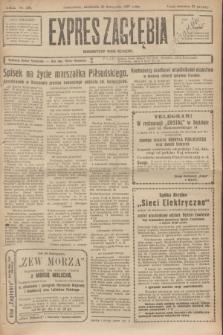 Expres Zagłębia : demokratyczny organ niezależny. R.2, nr 270 (20 listopada 1927) + dod.