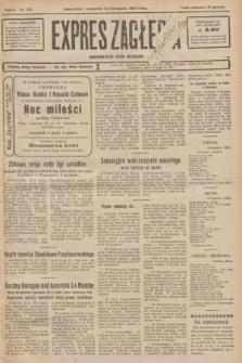 Expres Zagłębia : demokratyczny organ niezależny. R.2, nr 273 (24 listopada 1927)