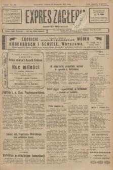 Expres Zagłębia : demokratyczny organ niezależny. R.2, nr 275 (26 listopada 1927)
