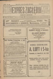 Expres Zagłębia : demokratyczny organ niezależny. R.2, № 298 (24 grudnia 1927)