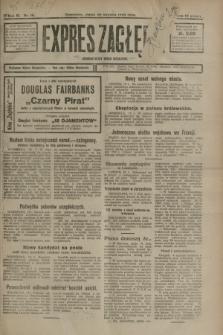 Expres Zagłębia : demokratyczny organ niezależny. R.3, nr 16 (20 stycznia 1928)